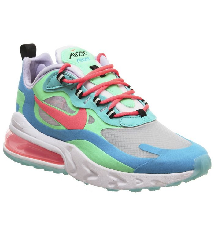 on sale 310f7 1f6f0 Air Max 270 React Trainers