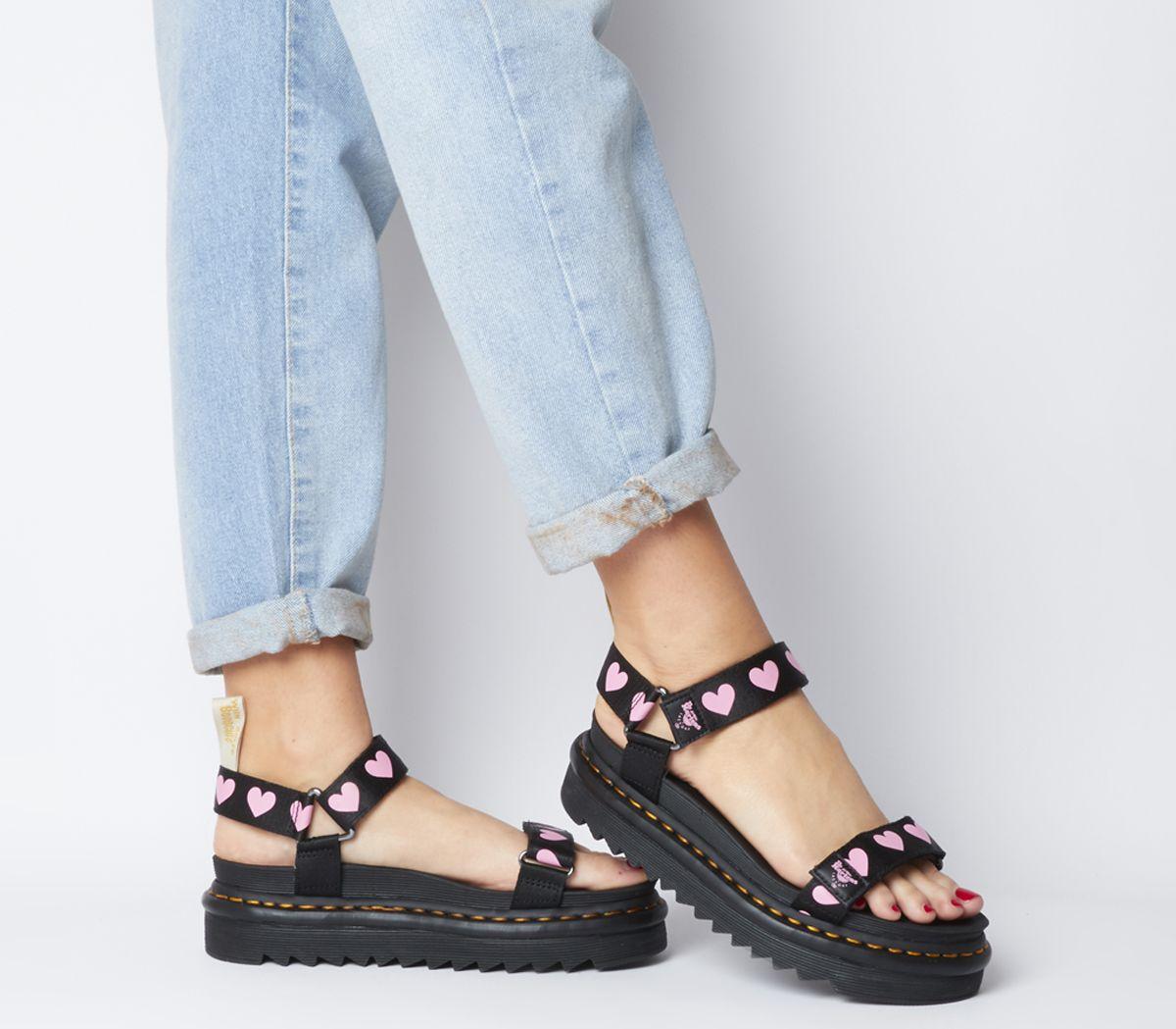 Vegan Lazy Oaf Sandals by Dr. Martens