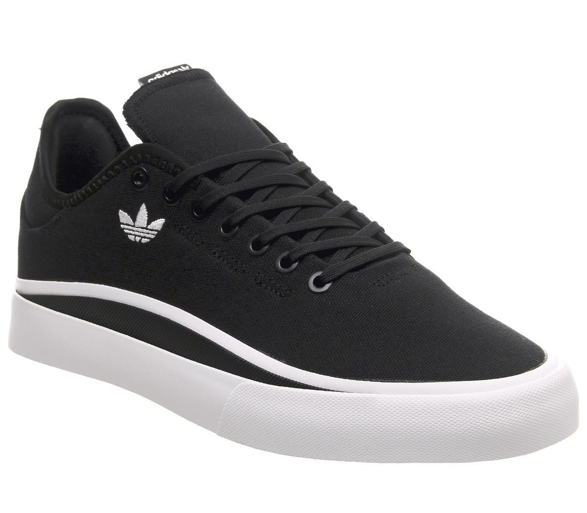 adidas Sabalo Trainers Core Black White