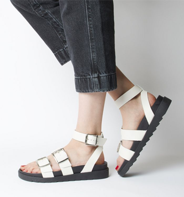 a056ac07b 28-06-2019 · Office Stingray Ankle Strap Cleated Sandals