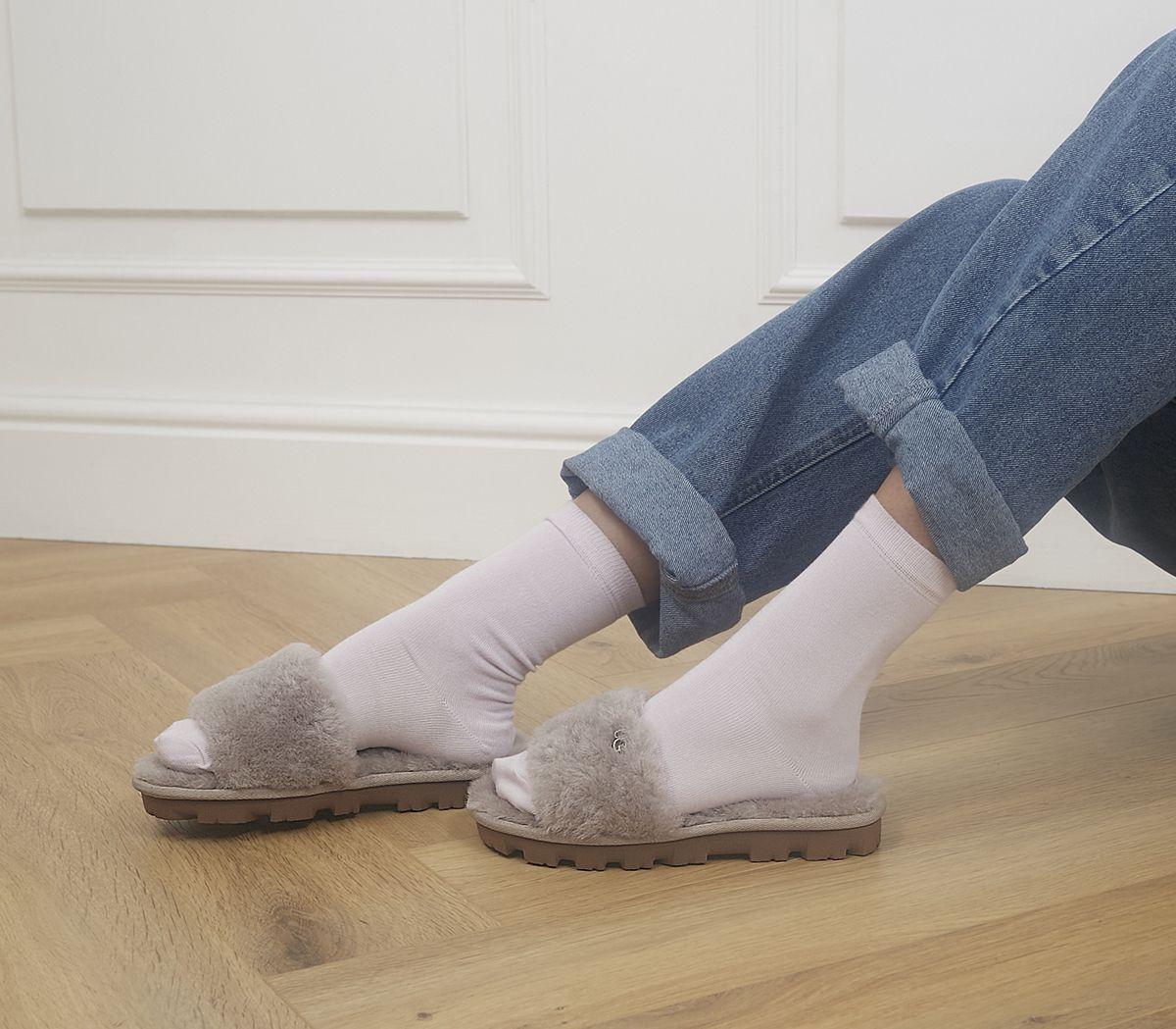013d5017f UGG Cozette Slides Oyster - Sandals