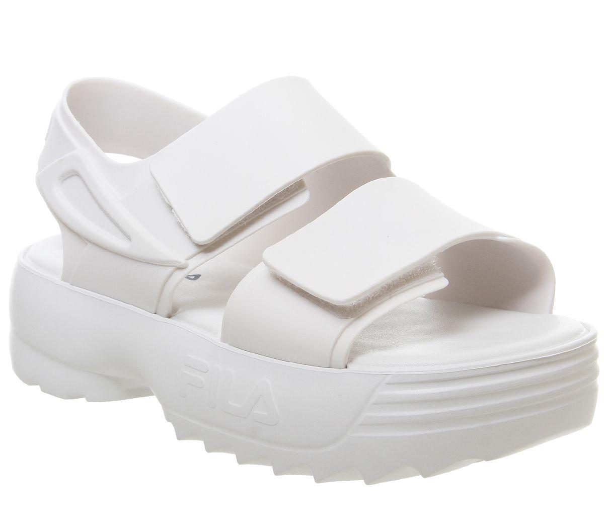 ccd8453847 Melissa + Fila Sandals
