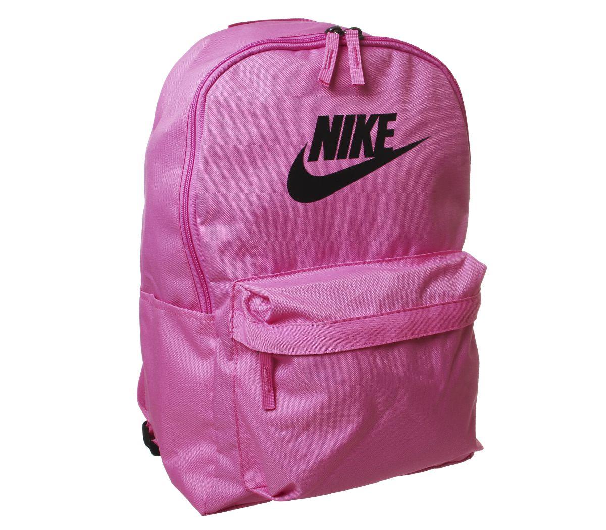 c2dfa7ca0 Nike Nike Heritage Backpack 2.0 China Rose Black - Accessories