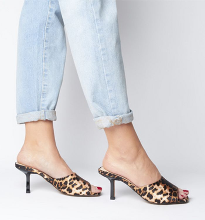 44cfa8fba9 Leopard Print & Snake Print Shoes | OFFICE