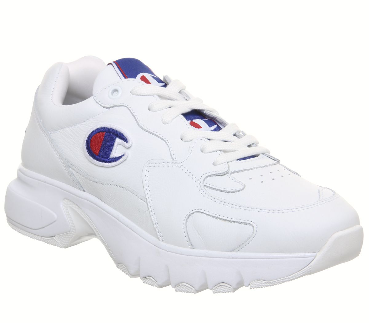 34011cb62 Champion Cwa Leather Trainers White - His trainers
