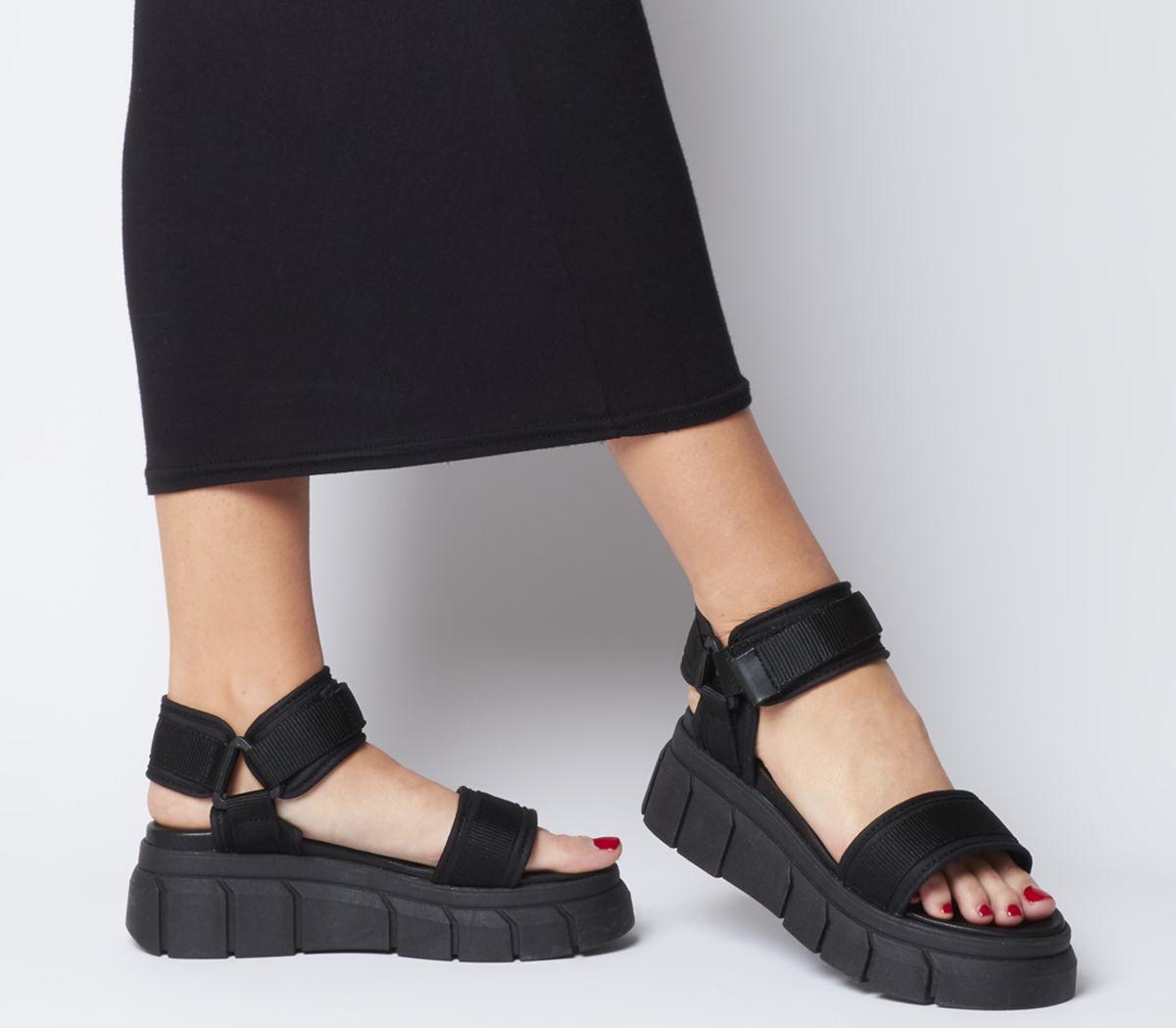 a60dccf7e45 Marshall Chunky Multi Strap Sandal