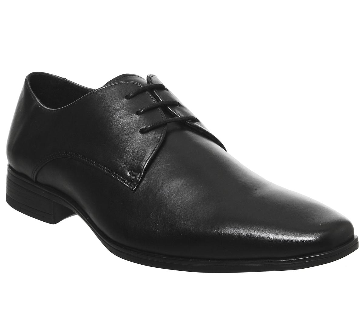 Micro Derby Smart Shoes