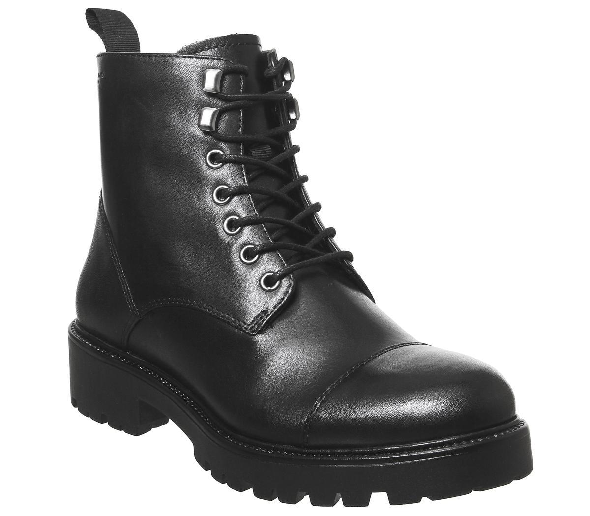 Kenova Lace Hiker Boots