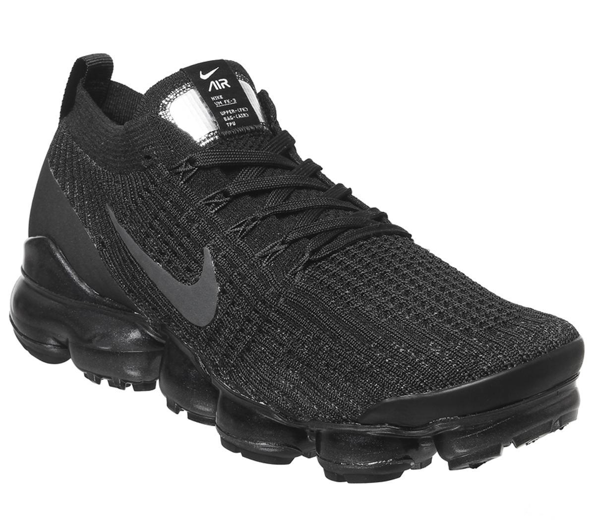 Nike Air Vapormax Fk 3 Trainers Black