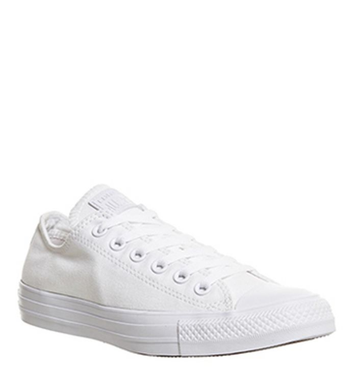 1f27be18002f 16-02-2019 · Converse All Star Low Flash White Mono. was £49.99 NOW ...