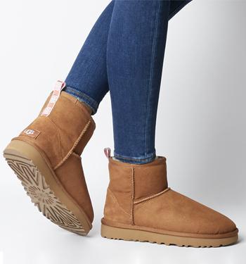 Original UGG Boots Stiefeletten Cory schwarz Größe 42 NEU in