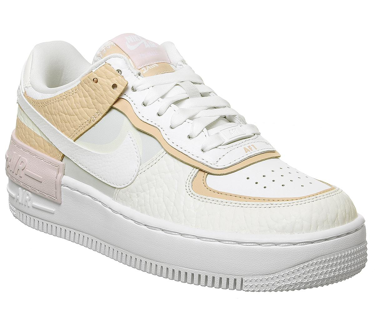 Nike Air Force 1 Shadow Trainers Spruce Aura White Sail Rose Hers Trainers Shop for nike air force 1 trainers at next.co.uk. air force 1 shadow trainers
