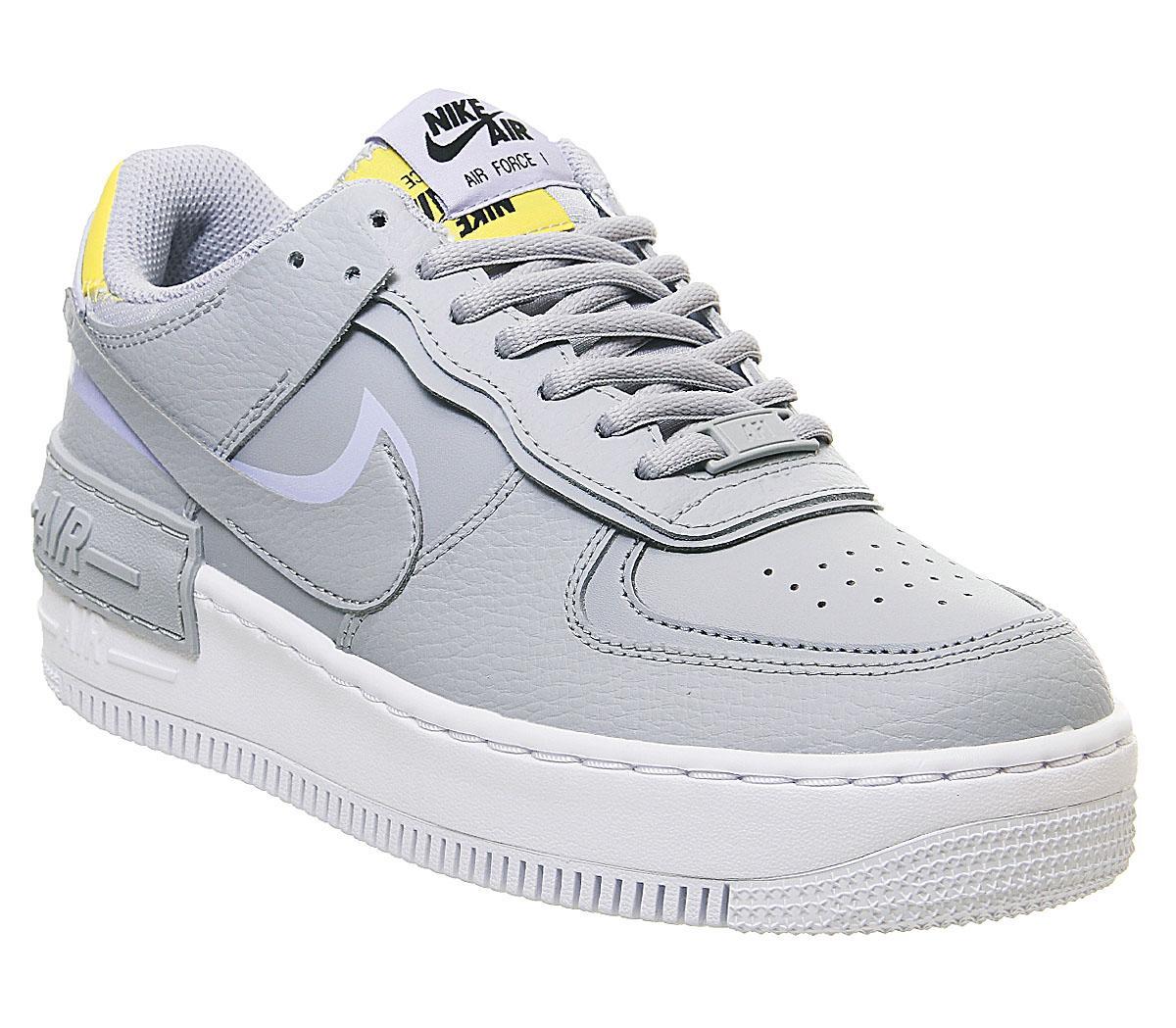 Nike Wmns Air Force 1 Low *Shadow Wolf Grey* (Wolf Grey Wolf Grey Lavender Mist)