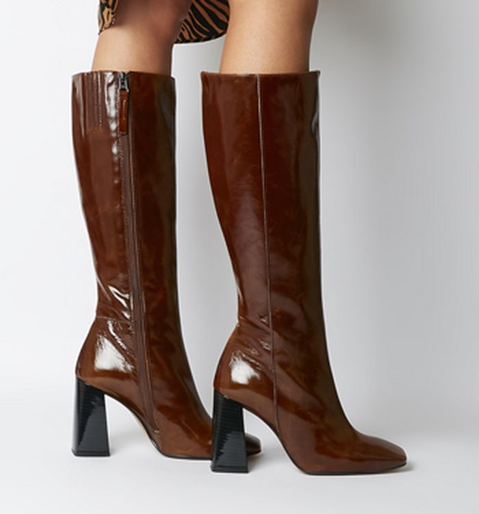 durable service best cheap sale Knee High Boots | Heeled & Flat Knee Boots | OFFICE