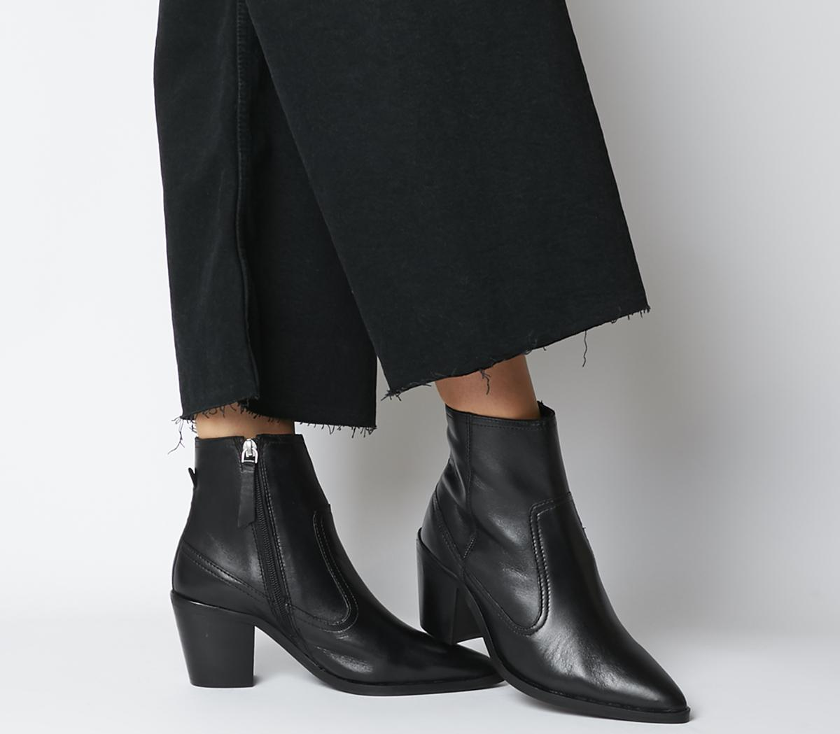 Anais Pointed Western Boots