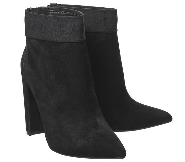 Ted Baker Prenom Boots Black - Ankle Boots RUm0xPH