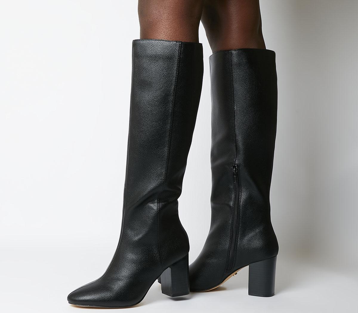 Kitt Block Heel Knee Boots
