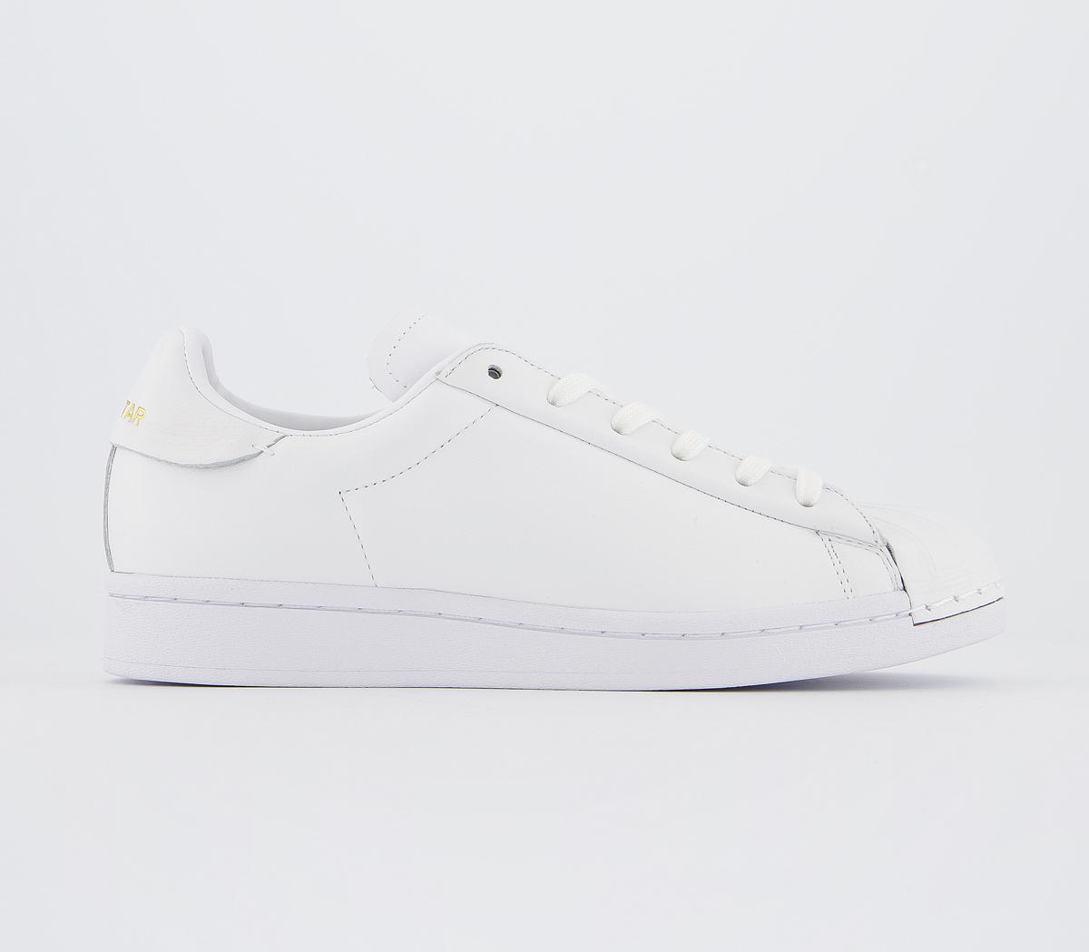 adidas Superstar Trainers White White