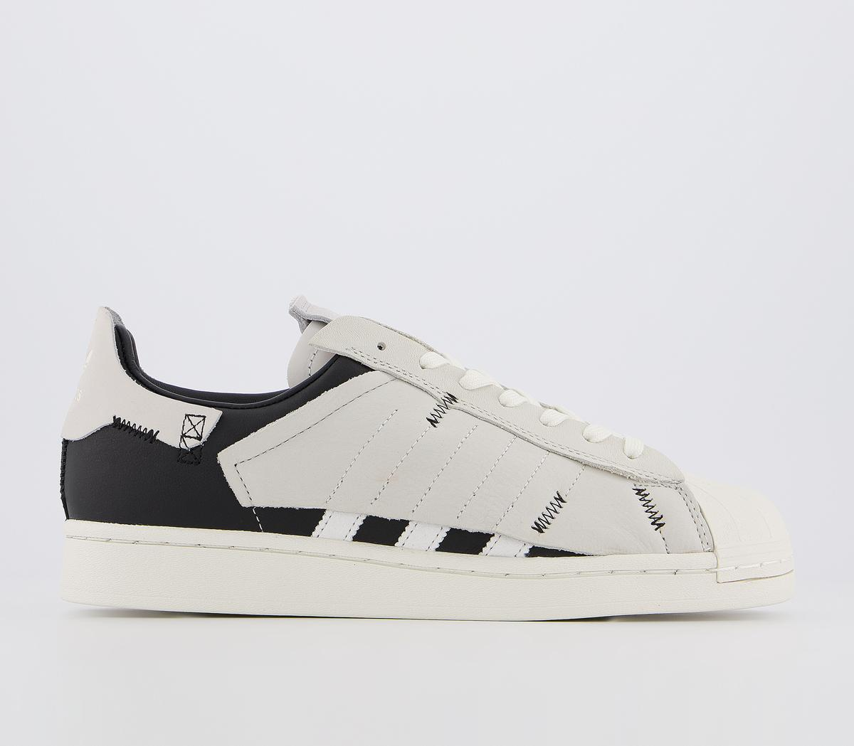 adidas Superstar Trainers White Core