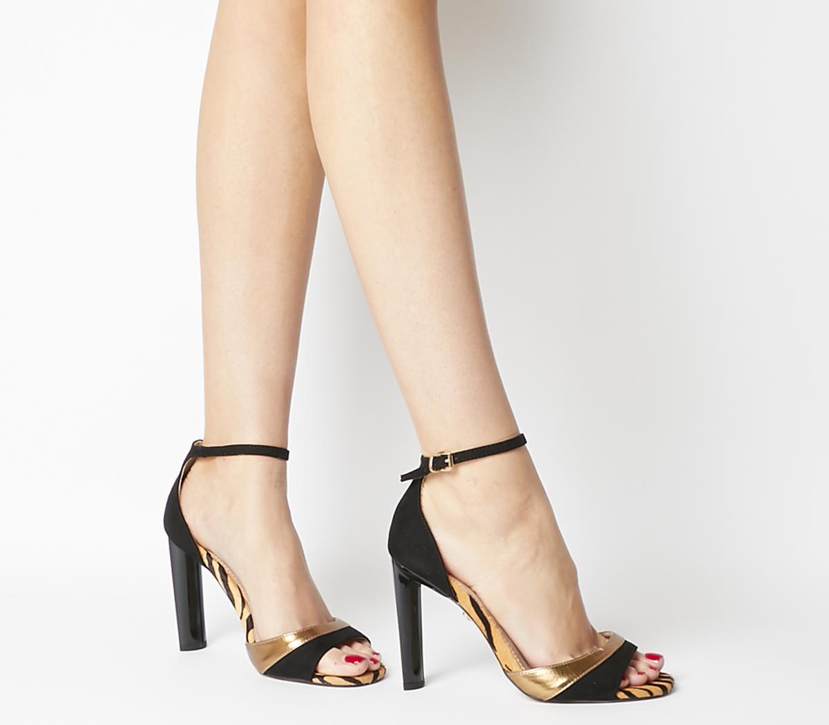 Hila Wf Ankle Strap Sandals