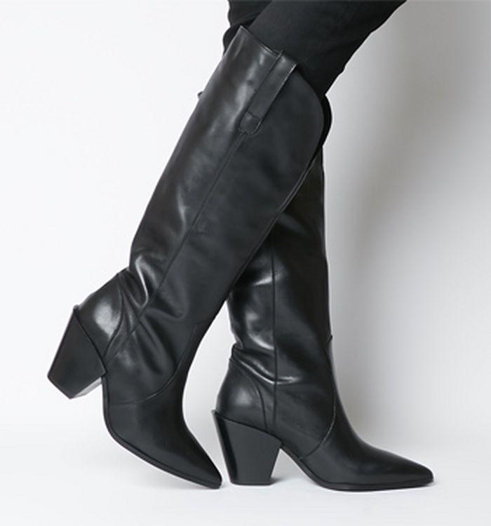 51dde824044 Knee High Boots | Heeled & Flat Knee Boots | OFFICE