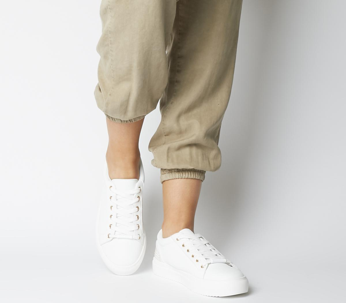 Feels Lace Up Trainers