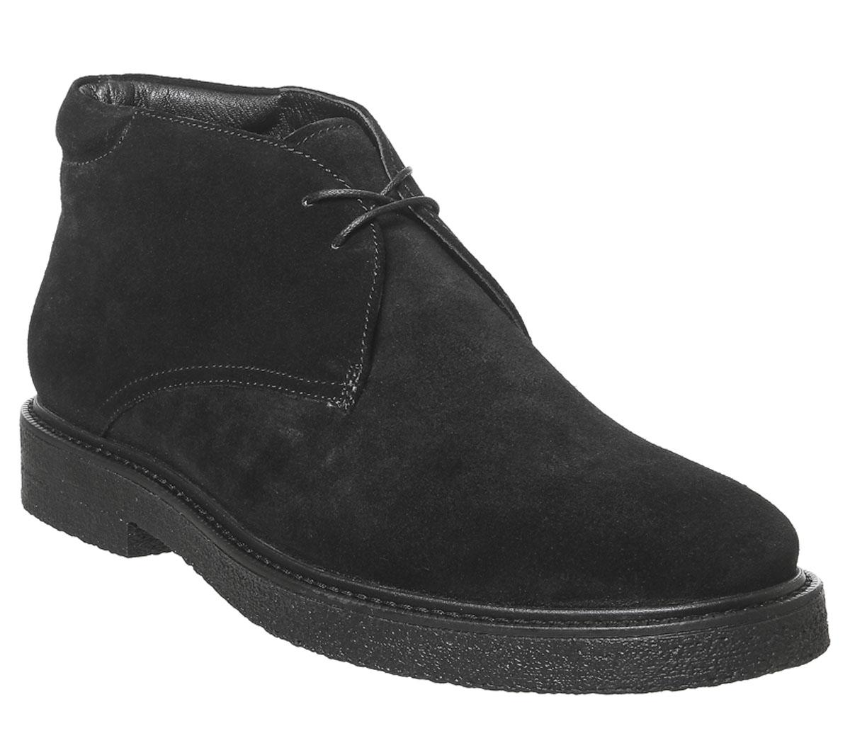 Gary Lace Up Boots