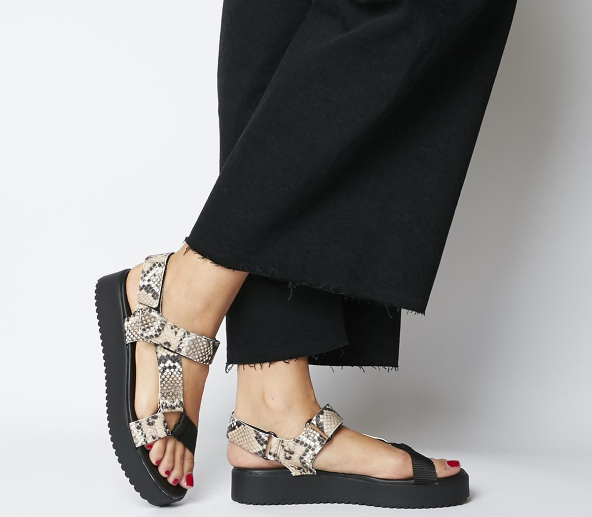 Sanity Sporty Strap Sandals
