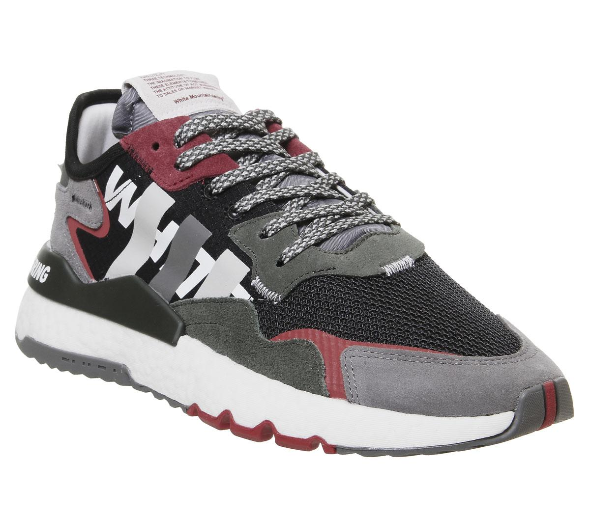 White Mountaineering Nitejogger Trainers
