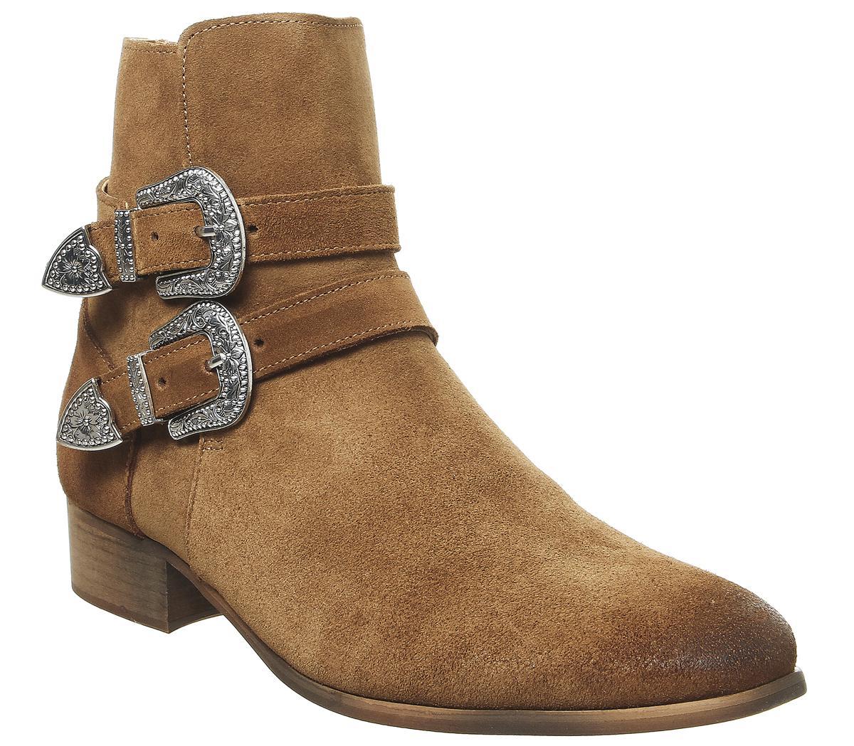 Balk Western Boots