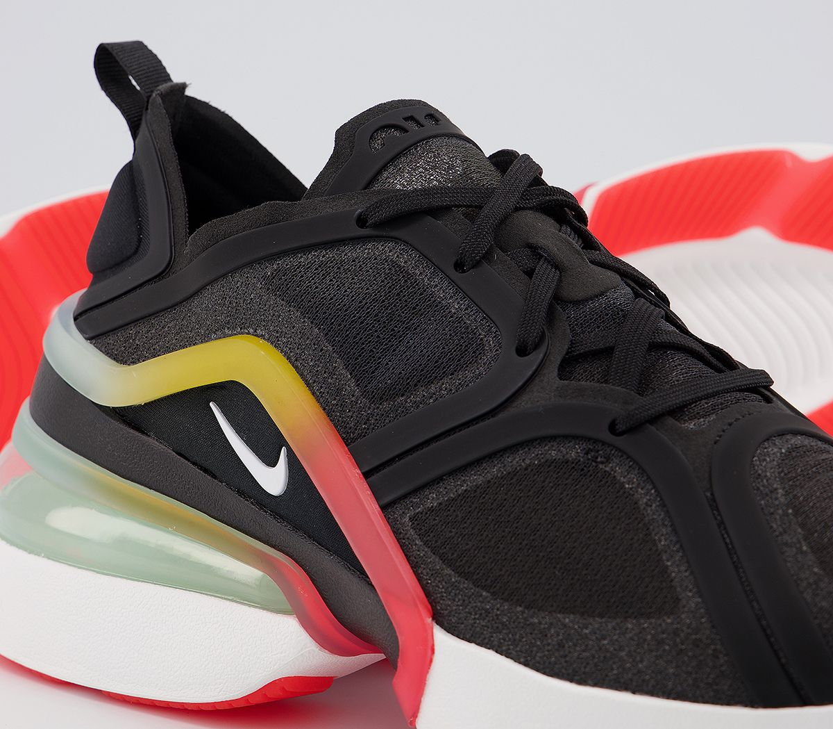 Nike Trainers Air Max 270 Xx Trainers Black White Bright