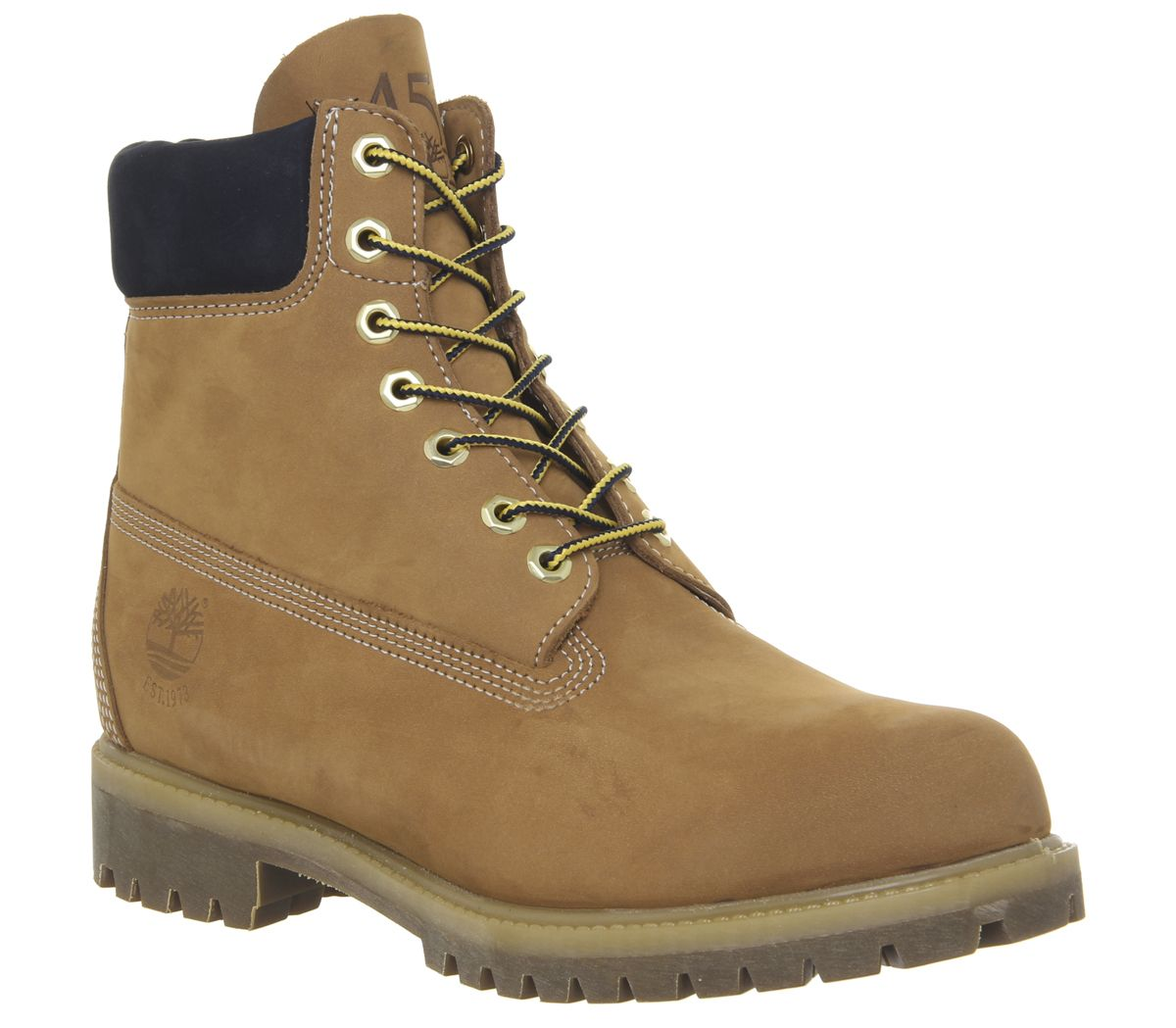 6bda6acefe Timberland 6 In Buck Boots 45th Anniversary Wheat - Boots