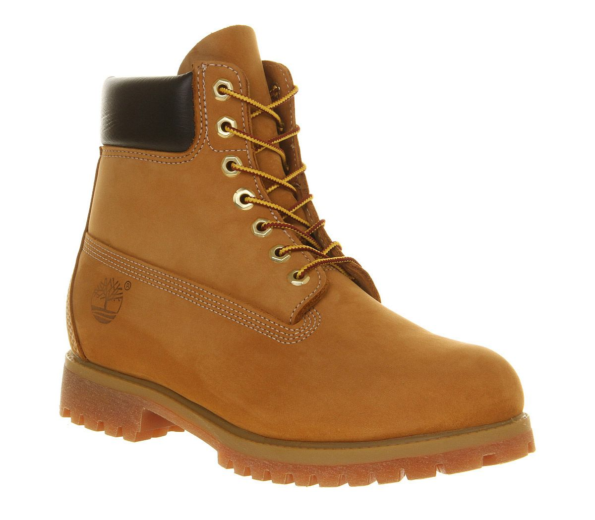 827c4d401bfad Timberland 6 Inch Buck Boots Wheat Nubuck - Boots