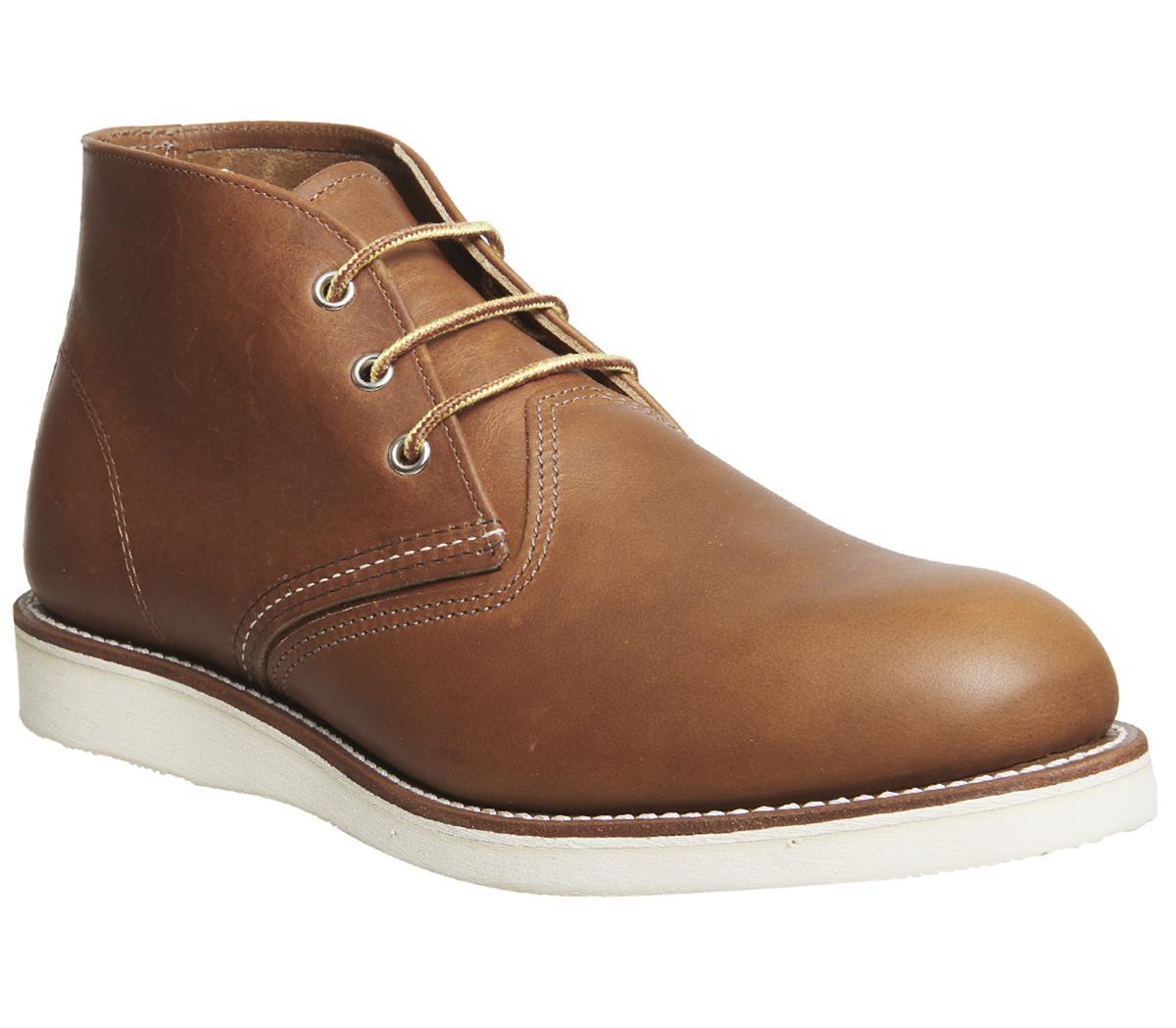 Work Chukka Boots