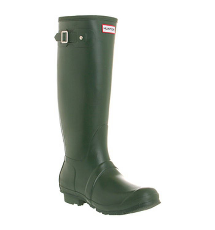 cbd9562b3355 Hunter Wellington Boots for Men