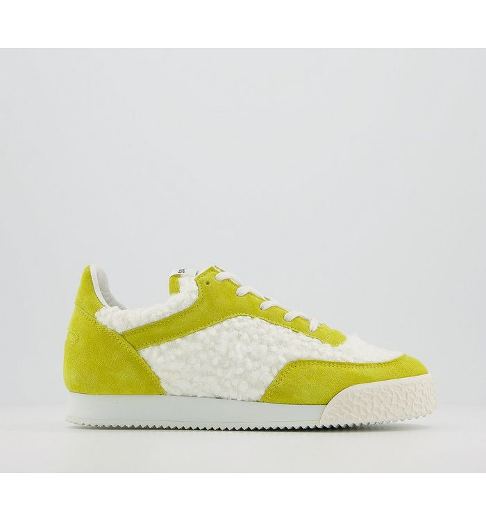Comme Des Garcons Spalwart Runner YELLOW,Yellow,Green,Red