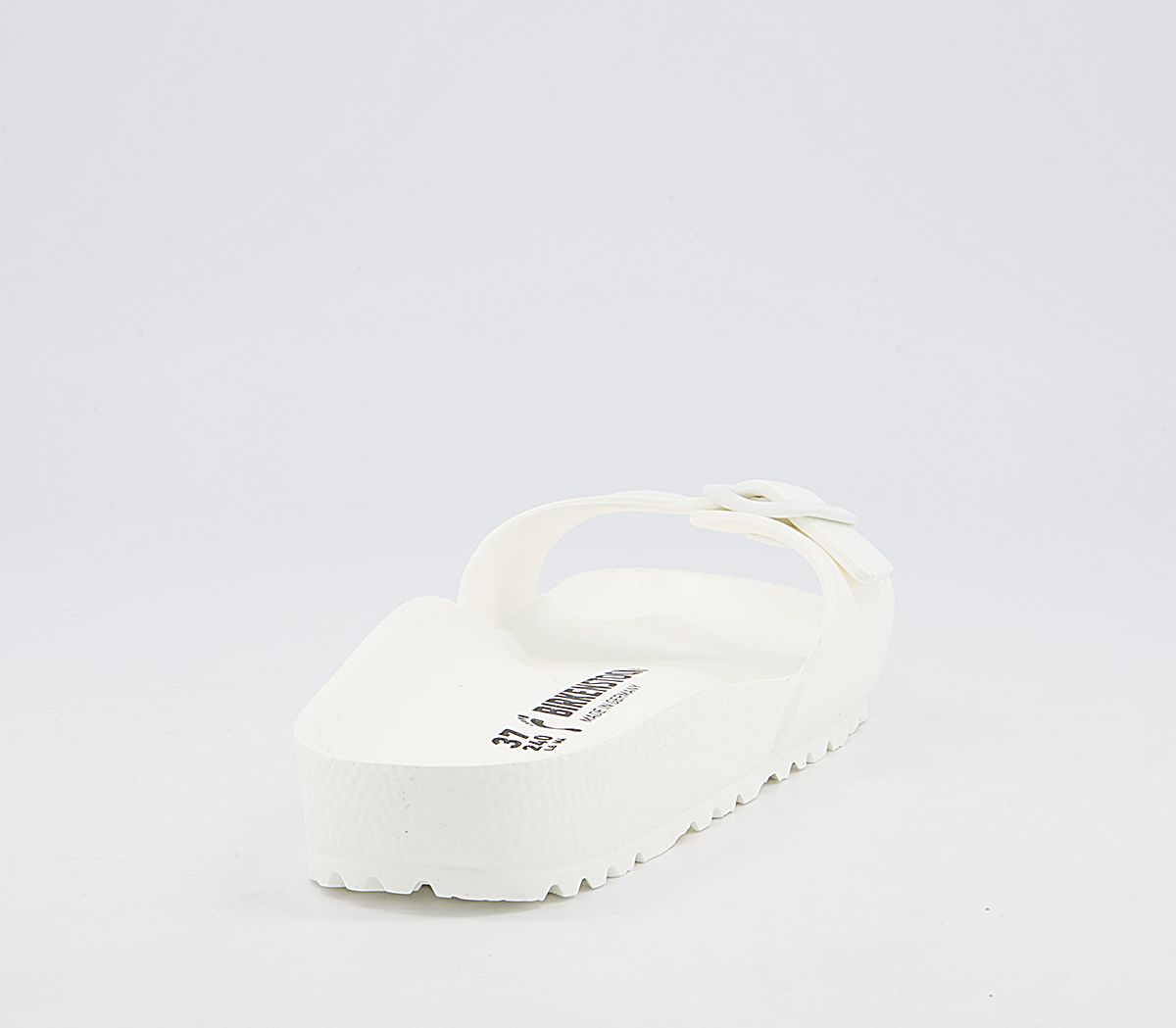 bf5485b9ac7b Birkenstock Madrid 1 Bar Mule White Eva - Sandals