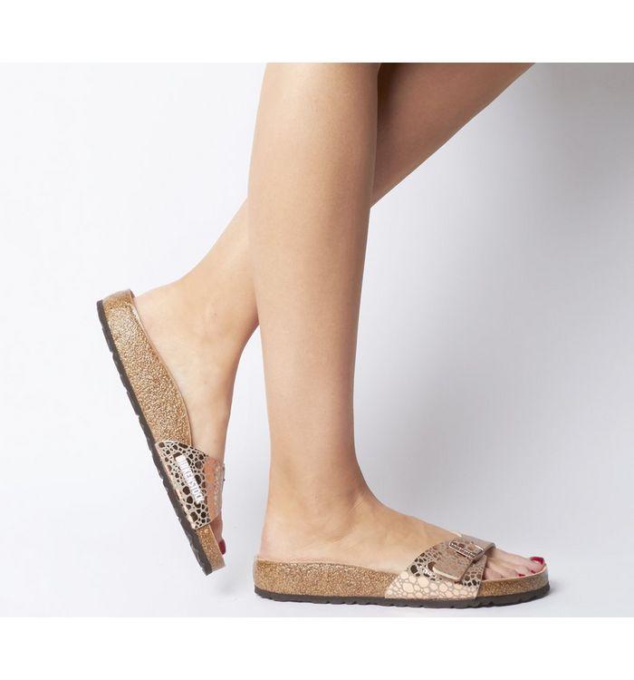 8c27c3d06 Birkenstock Madrid 1 Bar Mule White Eva - Sandals