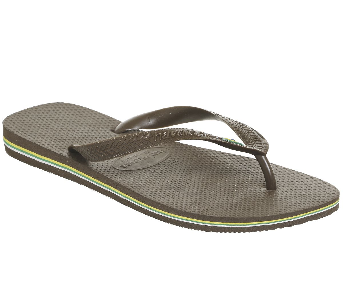 43f7043962 Havaianas Brazil Flip-flop Dark Brown - Sandals