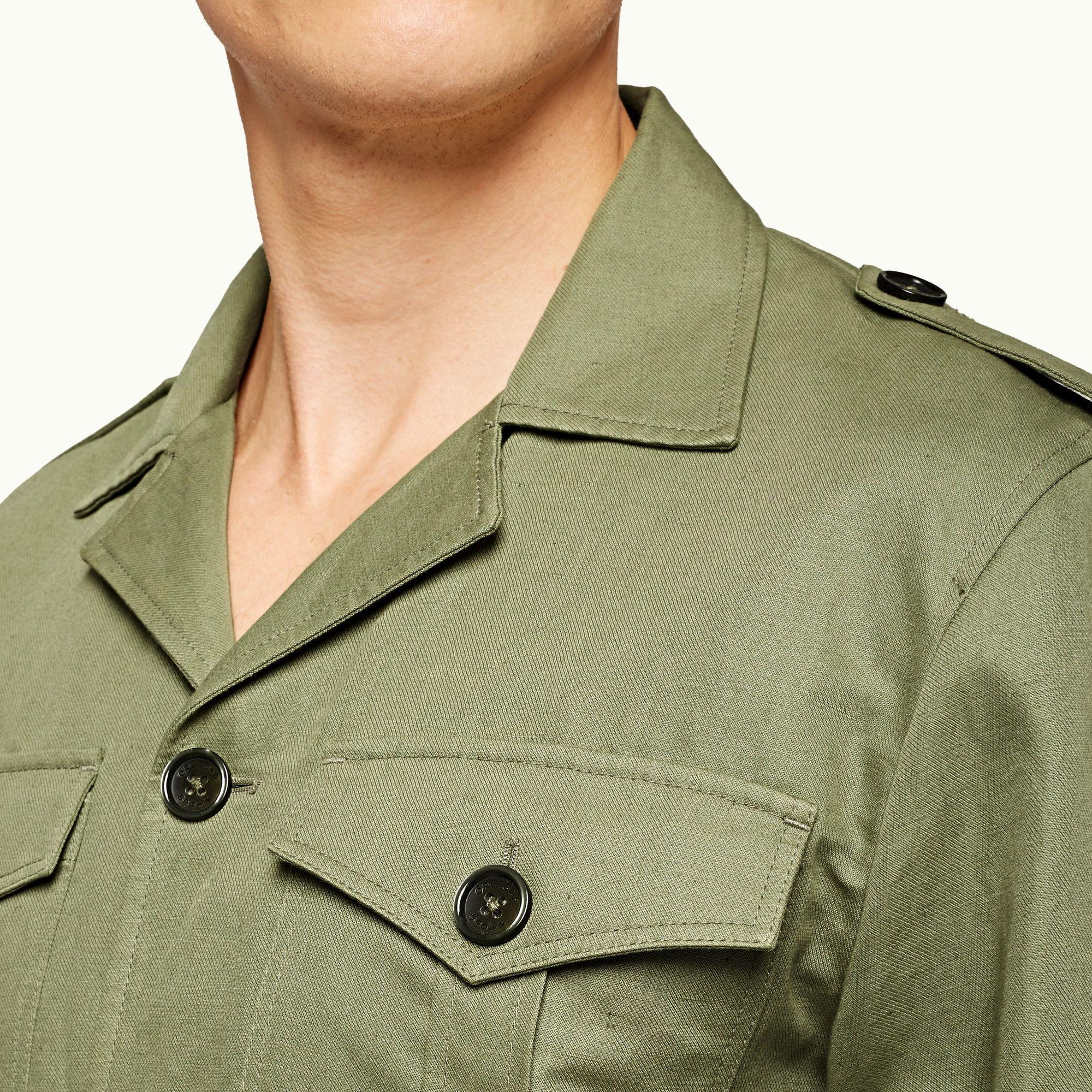Orlebar Brown Bond Safari Jacket