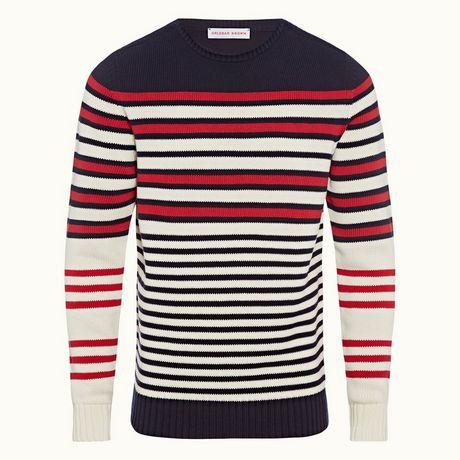 Orlebar Brown Barnes Stripe