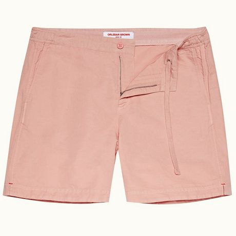 Orlebar Brown Bulldog Cotton Linen