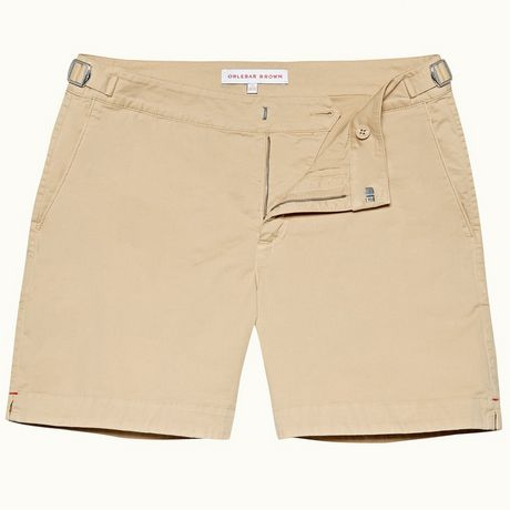 Orlebar Brown Bulldog Cotton Twill