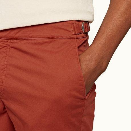 Orlebar Brown Bulldog Cotton Twill