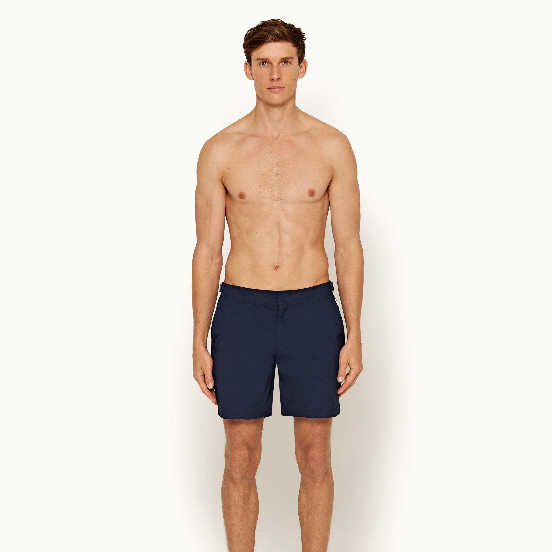 ORLEBAR Brown Swim Pantaloncini Bulldog Da Uomo Taglia 34