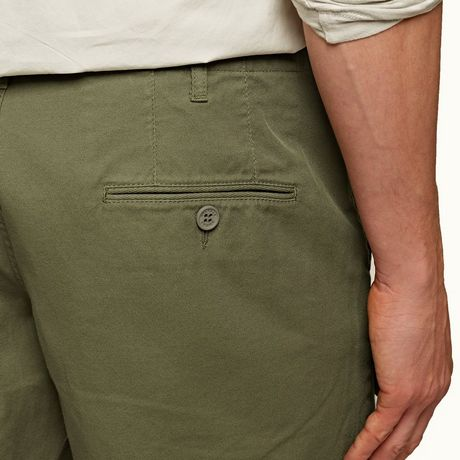Orlebar Brown Butler Cotton Twill