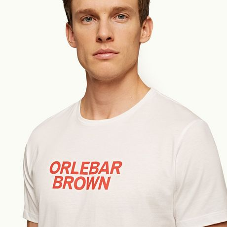 Orlebar Brown Slogan Tee