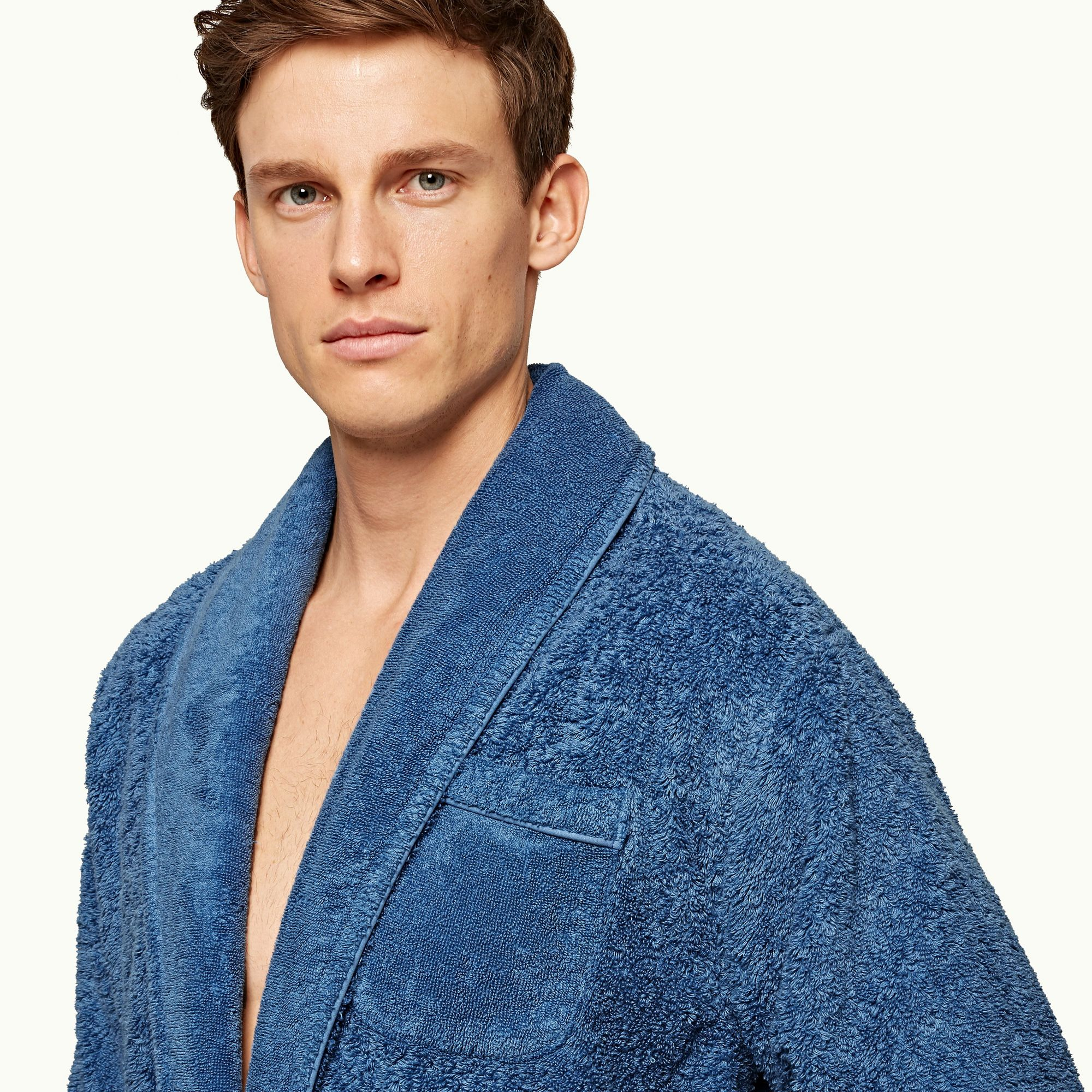 Orlebar Brown Dr No Towelling Robe