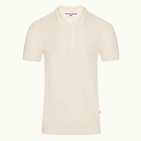 Orlebar Brown Dr. No Knitted Polo Shirt