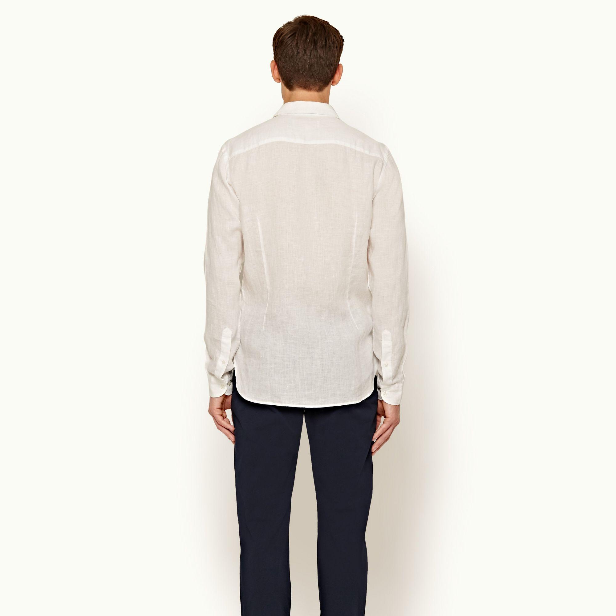 Orlebar Brown Bond Dress Shirt